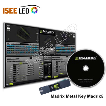 V5.0 El más nuevo software Madrix Key Digital Led Light