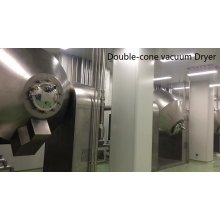Pharmaceutical Machinery Double Cone Rotary Vacuum Dryer