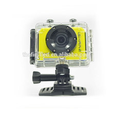iShare S200 HD Sport Camera 1080P Underwater Camcorder Helmet Sport DV