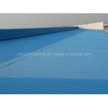 Sistemas de telhados verdes, materiais de telhado