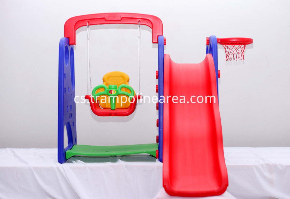 kids indoor slide