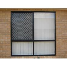 Hochdruckfestes Gitterfenster
