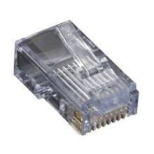 Conector Rg45 Cat5e com conector 8p8c