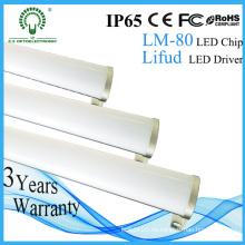 IP65 Lámpara de luz LED Tri-Proof de alta luminancia 30W / 40W / 50W / 60W