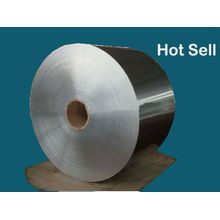 Aluminum foil for cigarettes packaging < 9 micron