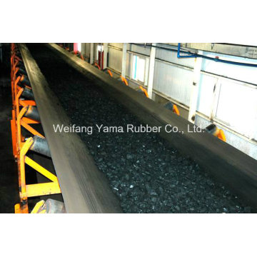 Heat-Resistant Conveyor Belt for Chemical Plant