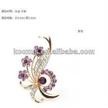 2014 broche de moda do mercado de Yiwu