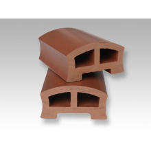 Composite Wooden Balcony Railing Baluster