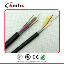 PVC&LSZH cable Optic Fiber Cable Price per Meter 6 Core In Active device Termination