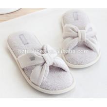 Fashion winter home slipper sweet latest ladies slipper designs