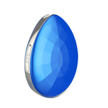 Waterdrop Design Necklace Hidden Mini Personal GPS Tracker
