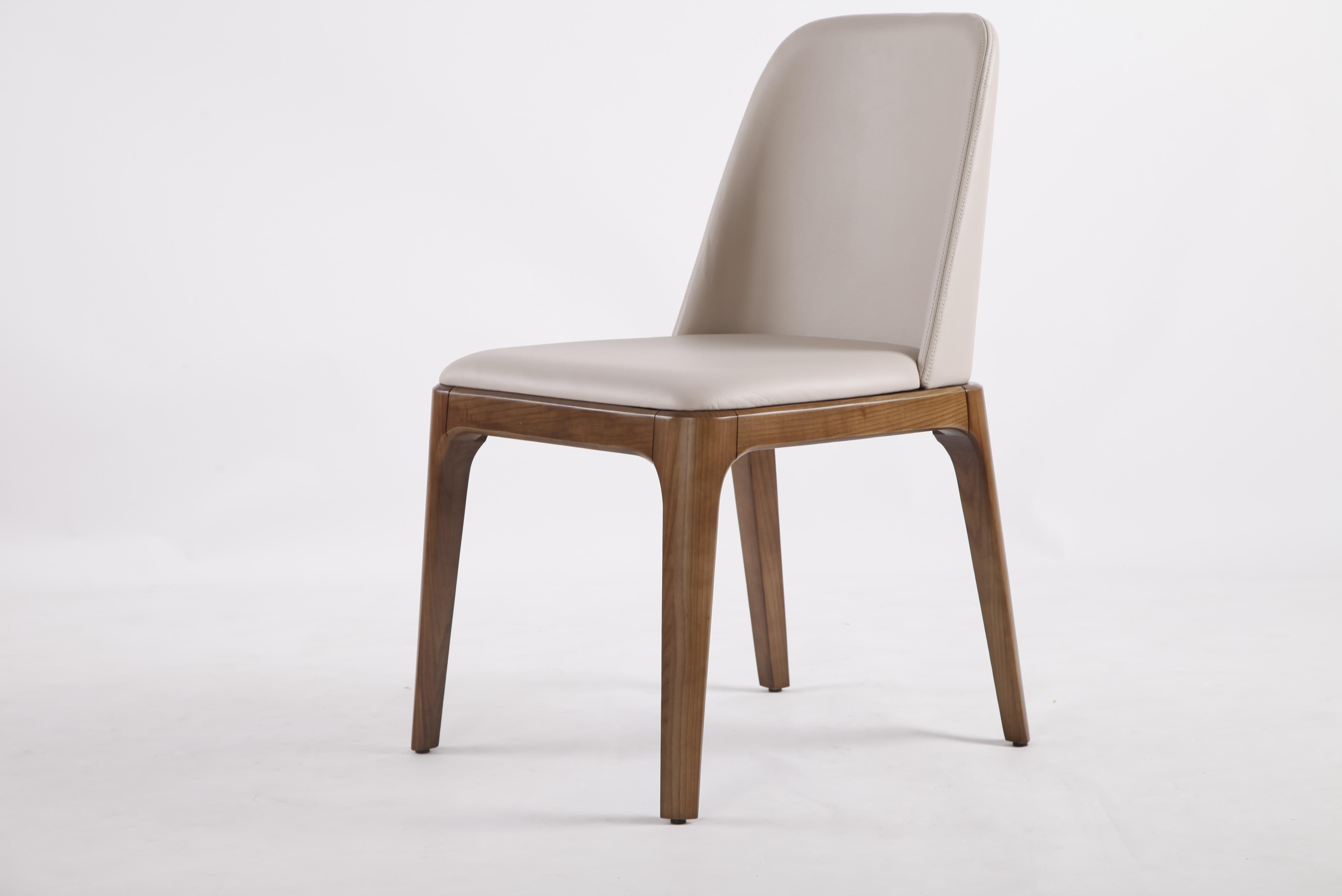 Poliform grace dining chair replica