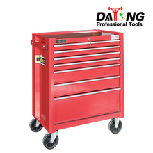 Coffre de rangement pour organisateur de boîte à outils de garage Rouleau de mécanicien à 7 tiroirs Nouveau
