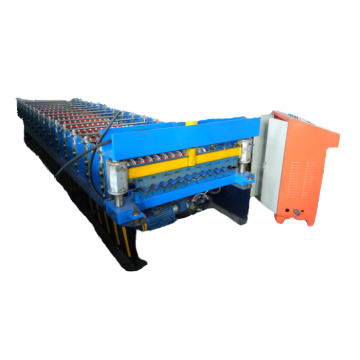 Corrugated Sheet Glasat Kakel Roll Forming Machine