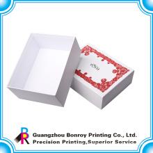Guangzhou printing high quality cardboard doll packaging box with custom logo