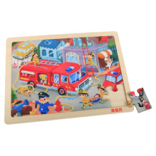 Hape Interesting Wooden Puzzle For Kids Educational Wooden Puzzle