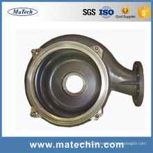 China Foundry Custom High Manganese Alloy Steel Casting Parts