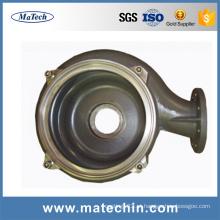 Peças de fundição de aço de liga de manganês de alta qualidade personalizado de fundição