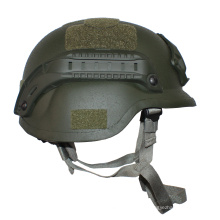 PASGT helmet with communications Bulletproof Helmet with nails