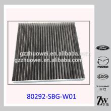 OEM Neueste Grau 80292-SBG-W01 Fit Hactchback Auto Kabine Luftfilter