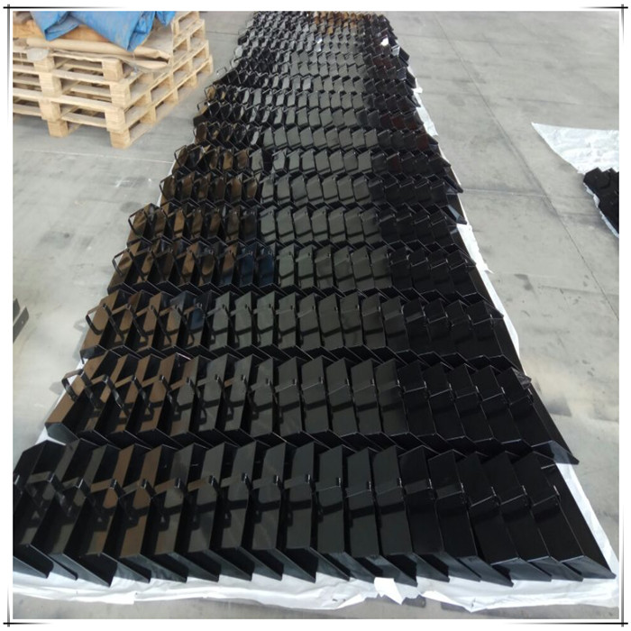 OEM Powder Coating Steel Dustpan
