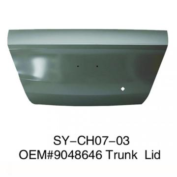 Chevrolet NEW SAIL 2010(SEDAN) Trunk Lid