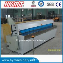 Qh11d-3.2X3200 motorbetriebene Kohlenstoffstahl-Plattenschneidemaschine