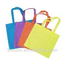 Cheap recycle non woven shopping bag