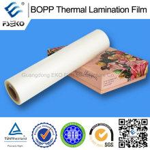 Heißer Verkauf 2017 BOPP thermischer Laminierfilm