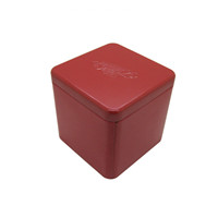 Square Tin Box 5