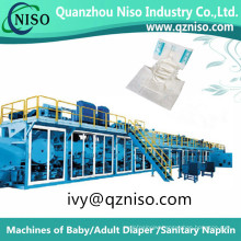Economic High Quality Adult Diaper Making Machine Manufacture (CNK250-HSV)