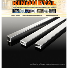 ANSI 304 Stainless Steel Matte Hollow Section 10X30