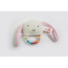 Fábrica de fornecimento de malha de malha de tecido Toy Toy Handbell