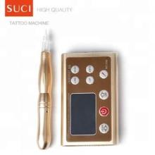 Sourcil à lèvres Microblading Rechargeable Numérique Sans Fil Numérique Maquillage Kit Eyeliner Tatoueur Machine
