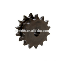 High quality ANSI ISO double pitch black sprocket