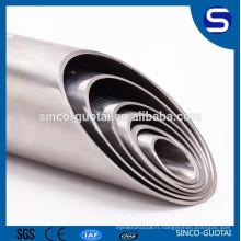 Tube en acier inoxydable 316 astm
