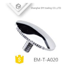 EM-T-A020 Sanitery ware precio de fábrica lavabo lavabo del baño tapón de drenaje de agua
