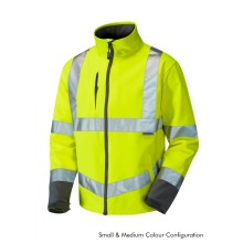 3M high visibility biocolor reflective safetysweatshirt