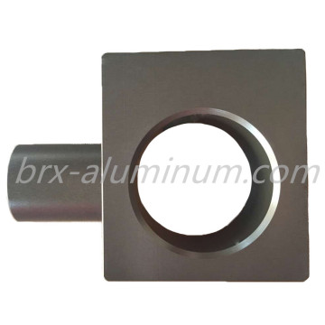 Forged Hard Anodized Aluminum Alloy Machine Part