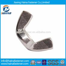 Hecho en China A2-70 mariposa de acero inoxidable mariposa