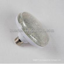 Lámpara llevada e27 5w 6w 126 leds luz fábrica peine de la miel