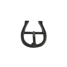 Kleidungsstück Zubehör Günstige Brief Form Metall Pin Gürtelschnalle