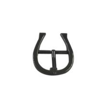 Accesorio de la prenda Hebilla del cinturón del Pin del metal de la forma barata de la letra