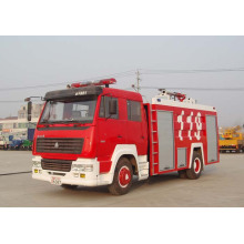 Sinotruk Fire Fighting Truck (ZZ1166SSMC46100)