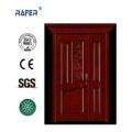 Полтора/мать сын твердая деревянная дверь (РА-N049)