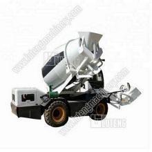 O tipo o mais recente caminhão do misturador concreto do Self-Loading 4cbm
