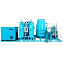 Cilindro de nitrógeno / oxígeno de gas de la industria del generador de oxígeno