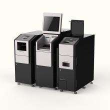 Distributeur de pièces ATM pour hub de transport