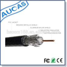 China Manufacture OEM Supported RG58/RG59/RG6/RG11cable coaxial price 75ohm Apply To CCTV/CATV With CE ROHS Standard