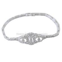 Bijoux en argent sterling pur, Bracelet et bracelet en bijoux pour femmes (KT3070)